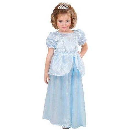 Prinsessenjurkje lichtblauw Rosalina
