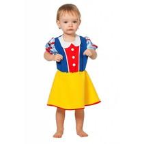 Sprookjes prinses jurkje baby