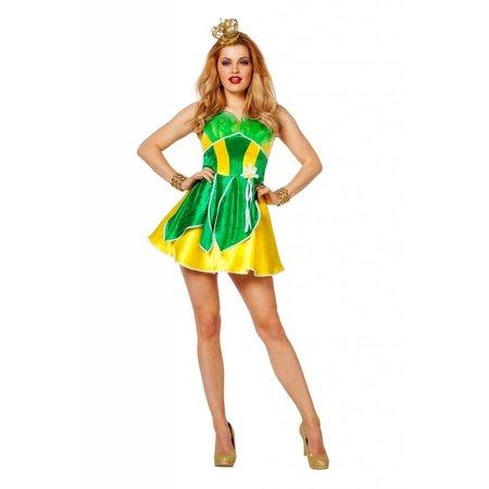 Kikker Prinses jurkje vrouw