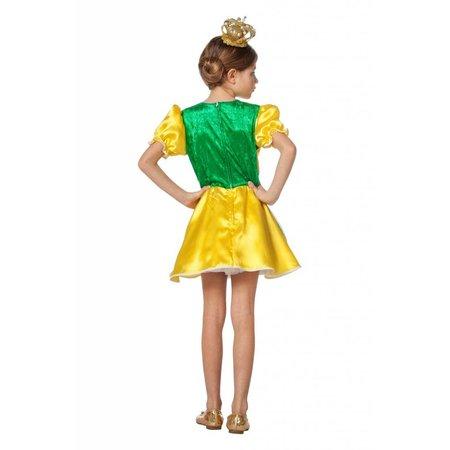 Kikker Prinses jurkje kind