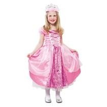 Prinsesje kind roze