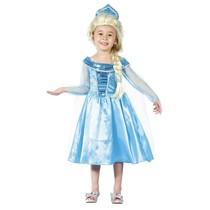 Winter Prinsesje kostuum