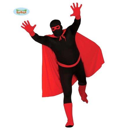 Superhelden set rood