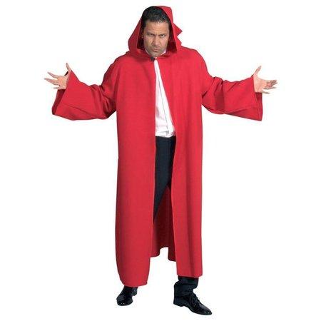 Venetie mantel rood elite