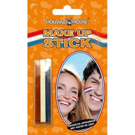 Schmick stick Holland rood/wit/blauw
