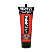 Neon Face & Body paint rood UV G.I.D 10ml