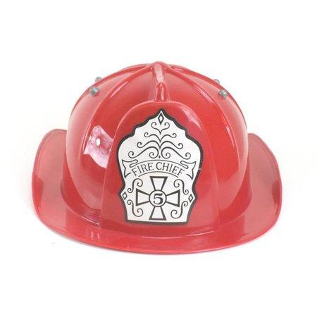 Brandweer helm rood