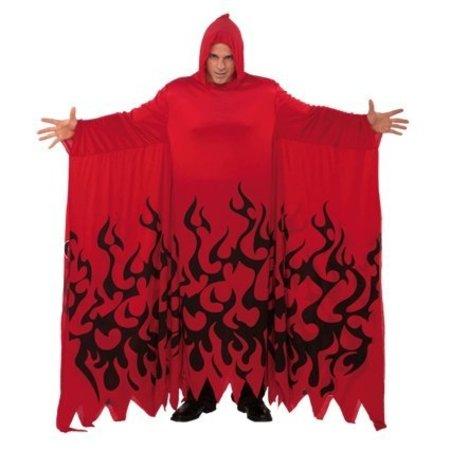 Cape inferno rood volwassen