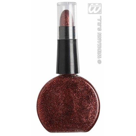Combi nagellak en lippenstift rood