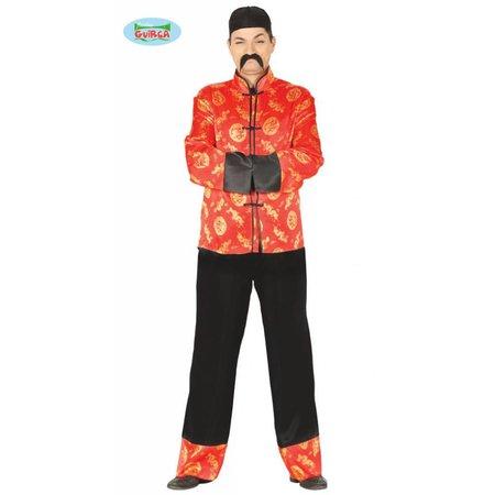 Chinees pak man rood