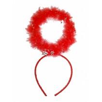 Diadeem Aureool rood