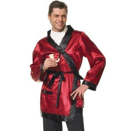 Mr Hefner Kamerjas rood
