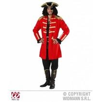 Rode Piraat/Kapitein kostuum