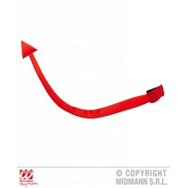 Rode duivels staart 88cm