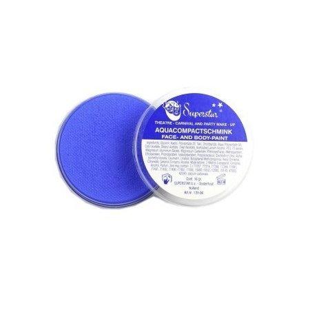 Aqua compact schmink blauw nr.112