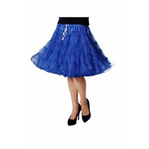 Petticoat Luxe blauw