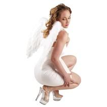 Engelen vleugel wit 50x50cm