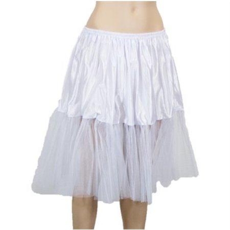 Petticoat wit 60cm