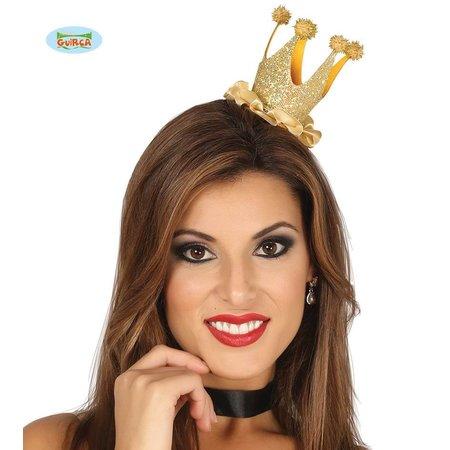 Nieuw jaar Mini Kroontje goud