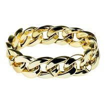 Pooier Armband goud