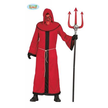 Demonen kostuum man