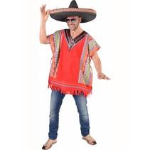 Mexicaanse Poncho Inca