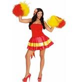 Miss Spanje jurkje