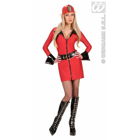 Sexy Brandweer outfit