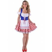Hollandse Tiroler jurk