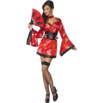 Sexy Vodka Geisha kostuum