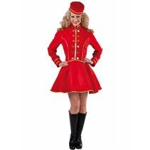 Piccolo kostuum dames