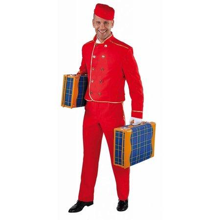 Hotelportier kostuum