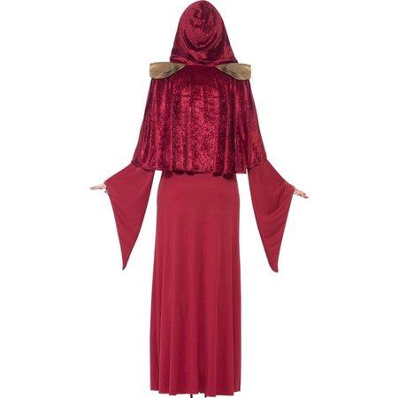 Middeleeuwse Priesteres kostuum