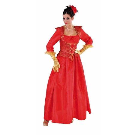 Markies dame verkleedkleding elite