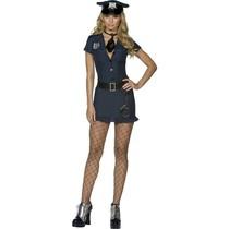 Fever ondeugende politie vrouw