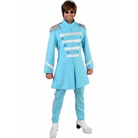 Sgt. Pepper Kostuum Turquoise