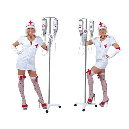 Sexy Verpleegster pakje 2-delig
