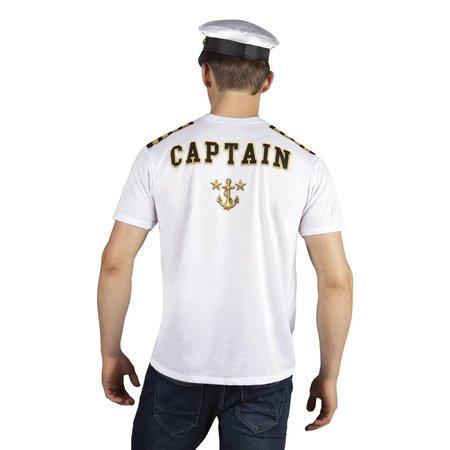 Foto Realistisch Shirt Kapitein