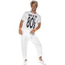 Made in the 80's kostuum man