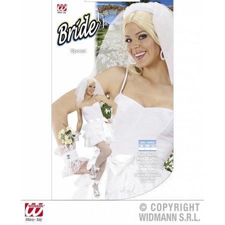 Verkleedkleding Bruid