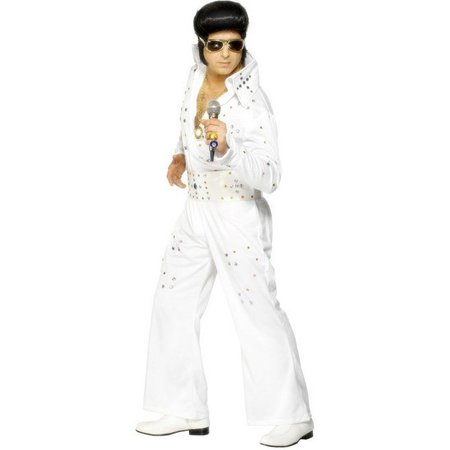 King of Rock Elvis outfit