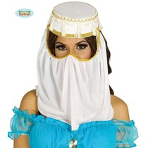 Haremhoed Wit
