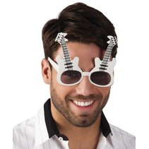 Feestbril Gitaar