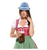 Tiroler hoed Bayern ruit