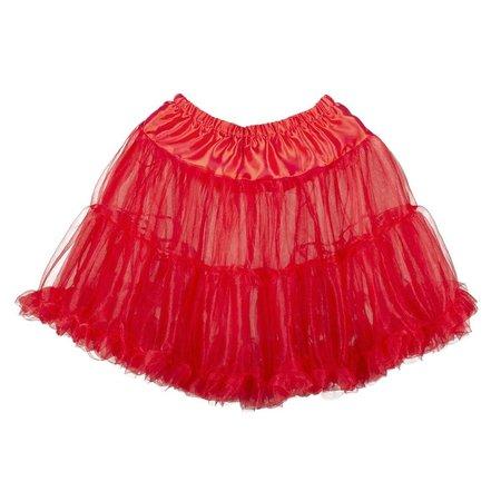 Petticoat Rood valencia