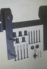 Schiebetürbeschlag System