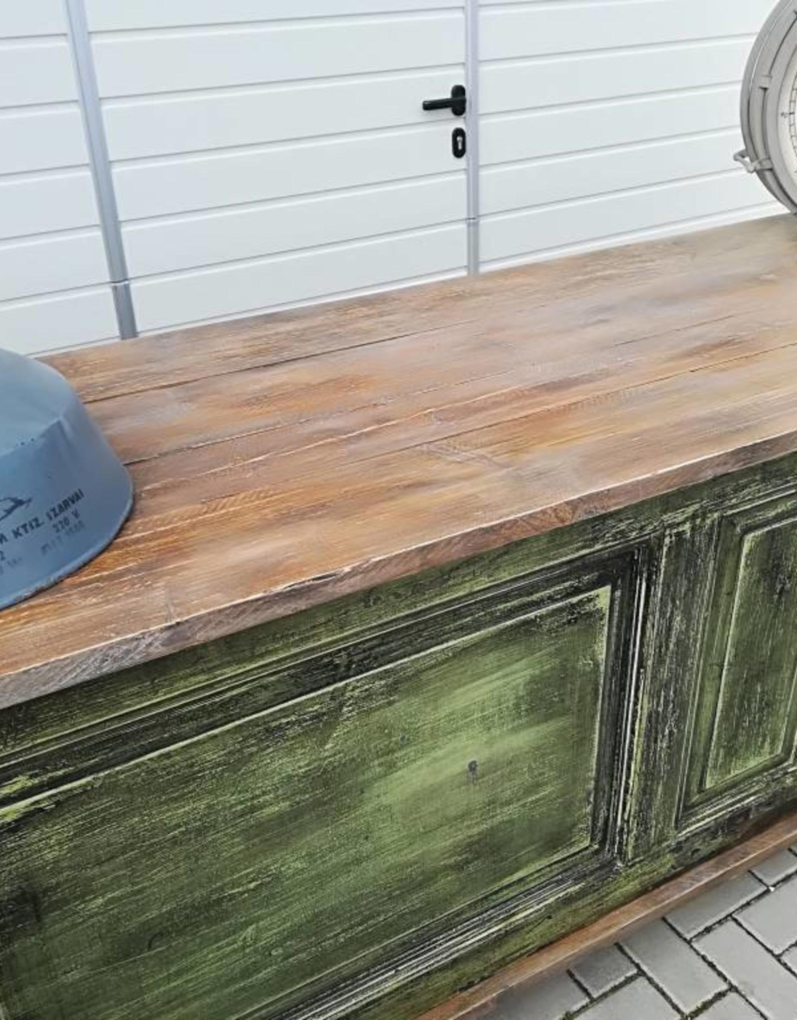 Vintage Industrial Counter