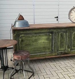 Vintage Industrial Counter