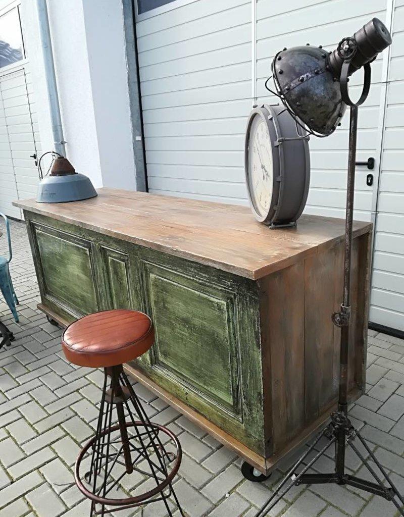 Industrieller Vintage Ladentheke