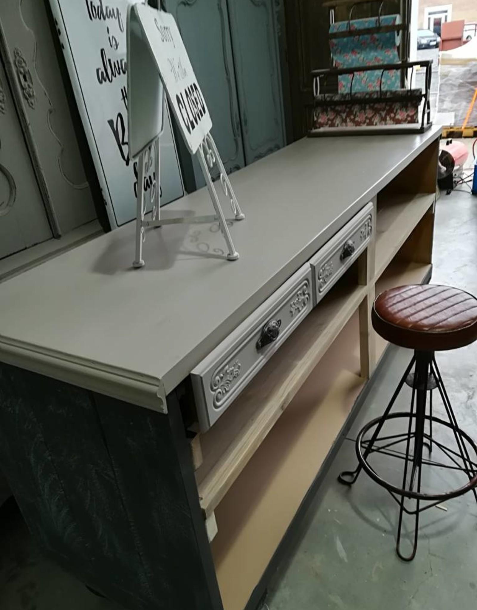 Vintage Ladentheke